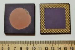 Процессора керамика желтые (только ноги)