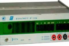 Вольтметр универсальный-В7-22А